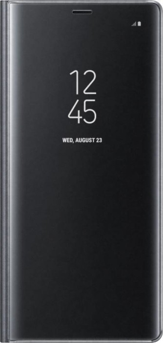 Samsung Clear View Standing Cover für Galaxy Note 8 schwarz (EF-ZN950CBEGWW)