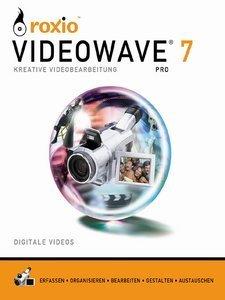 Roxio: Videowave 7.0 Pro (niemiecki) (PC) (214700DE)