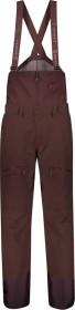 Scott Vertic GTX 3L Stretch Hose lang red fudge (Herren) (272484-3850)