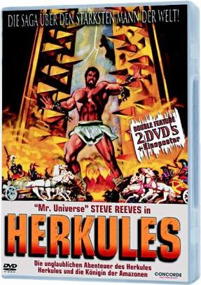 Herkules Double Feature -- via Amazon Partnerprogramm