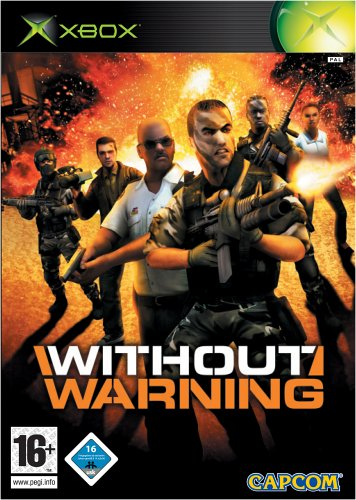 Without Warning (deutsch) (Xbox) -- via Amazon Partnerprogramm
