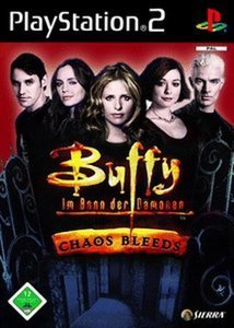 Buffy im Bann der Dämonen: Chaos Bleeds (German) (PS2)
