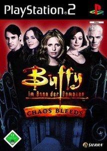 Buffy im Bann der Dämonen: Chaos Bleeds (niemiecki) (PS2)