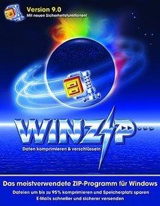 WinZip WinZip 9.0 (English) (PC) (WINZIPE90)