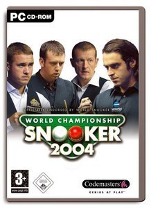 World Championship Snooker 2004 (niemiecki) (PC)