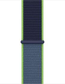 Apple Sport Loop für Apple Watch 40mm Neonlimette (MXMP2ZM/A)