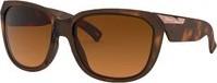 Oakley Rev Up matte brown tortoise/brown gradient polarized (Damen) (OO9432-0659)