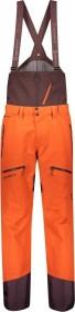 Scott Vertic GTX 3L Stretch Hose lang orange pumpkin (Herren) (272484-6446)