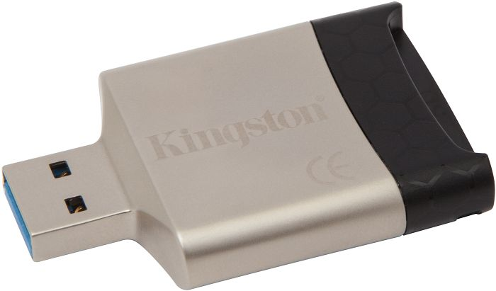Kingston MobileLite G4 Reader, USB 3.0 (FCR-MLG4)