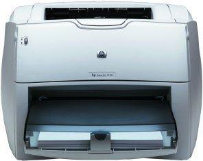 HP LaserJet 1150, B&W-laser (Q1336A) -- © 2003 Hewlett-Packard Inc.