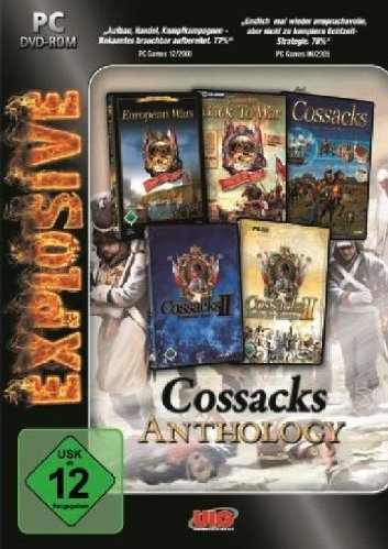 Cossacks: Anthology (German) (PC) -- via Amazon Partnerprogramm
