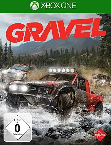 Gravel (deutsch) (Xbox One) -- via Amazon Partnerprogramm