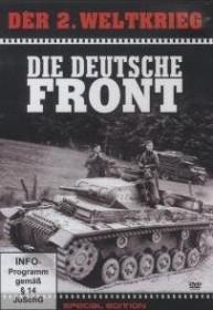 Der 2. Weltkrieg - Die deutsche Front (DVD)