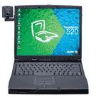 Acer TravelMate 527TXV, 128MB