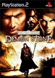 Forgotten Realms: Demon Stone (German) (PS2)