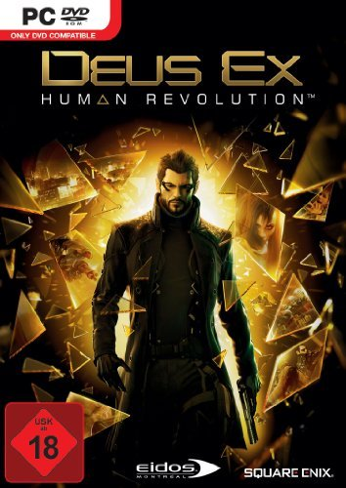 Deus Ex 3 - Human Revolution (deutsch) (PC) -- via Amazon Partnerprogramm