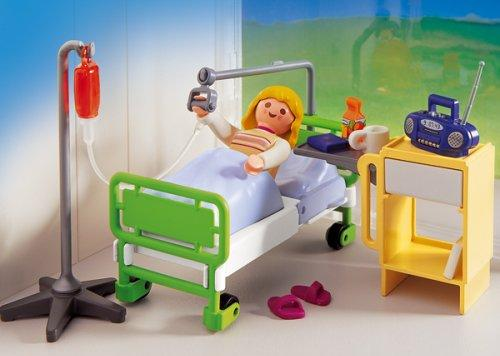 Playmobil  Set 4405  Krankenzimmerl  gebraucht Playmobil