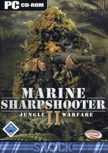 Marine Sharpshooter 2 (German) (PC)