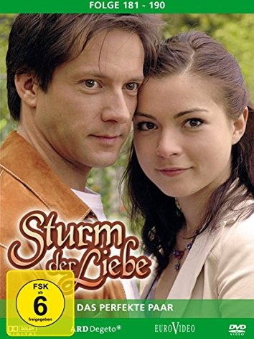 Sturm der Liebe Staffel 19 (Folgen 181-190) -- via Amazon Partnerprogramm