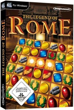 The Legend of Rome (German) (MAC)