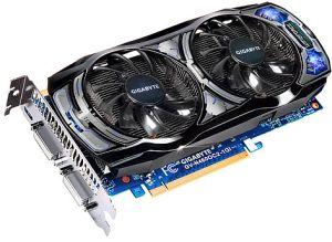 Gigabyte GeForce GTX 460 OC2, 1GB GDDR5, 2x DVI, mini HDMI (GV-N460OC2-1GI)