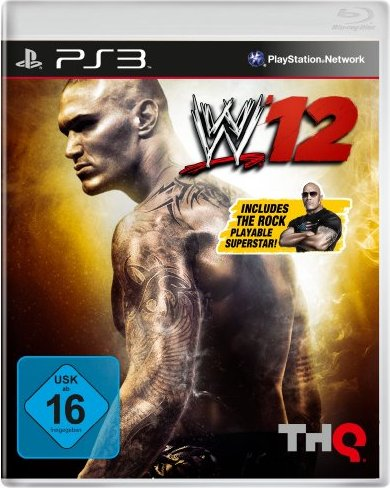 WWE 12 (German) (PS3) -- via Amazon Partnerprogramm
