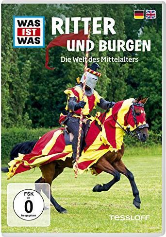Was ist was - Ritter und Burgen -- via Amazon Partnerprogramm