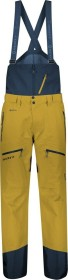 Scott Vertic GTX 3L Stretch Hose lang ecru olive (Herren) (272484-6638)