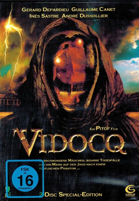 Vidocq (Special Editions) -- via Amazon Partnerprogramm