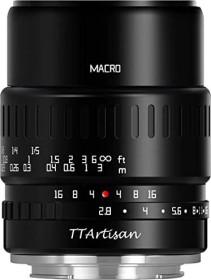 TTArtisan 40mm 2.8 Macro for micro Four Thirds