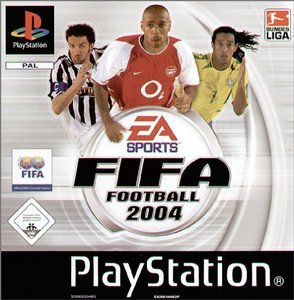 EA Sports FIFA Football 2004 (PS1)