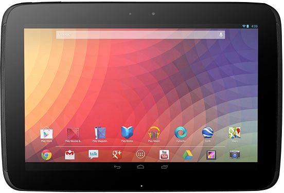 Google Nexus 10 32GB (GT-P8110HAE)