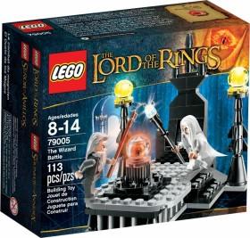 LEGO Der Herr der Ringe - Duell der Zauberer (79005)