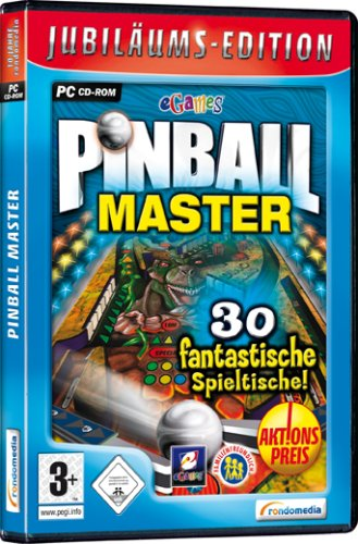 eGames Pinball Master (deutsch) (PC) --  provided by bepixelung.org - see http://bepixelung.org/3594 for copyright and usage information