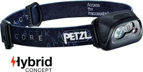 Petzl Actik Core head torch black (E99ABA)