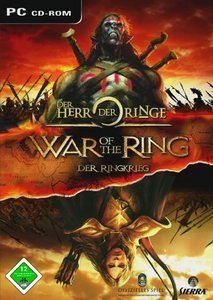 Der Herr der Ringe: War of the Ring (German) (PC)