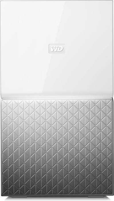 Western Digital My Cloud Home Duo 8TB, 1x Gb LAN (WDBMUT0080JWT)