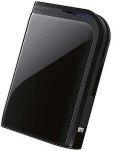 Buffalo MiniStation Extreme HD-PZU3 schwarz 500GB, USB 3.0 Micro-B (HD-PZ500U3B)