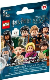 LEGO Minifigures - Harry Potter and Fantastic Beasts Serie 1 (71022)