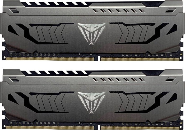 Patriot Viper Steel DIMM Kit 16GB, DDR4-4000, CL19-19-19-39 (PVS416G400C9K)