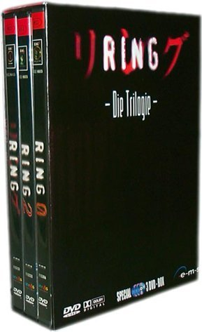 The Ring 1-3 Trilogie Box (Original) -- via Amazon Partnerprogramm