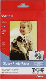 Canon GP-401 photo paper 10x15, 190g, 50 sheets (9157A005)