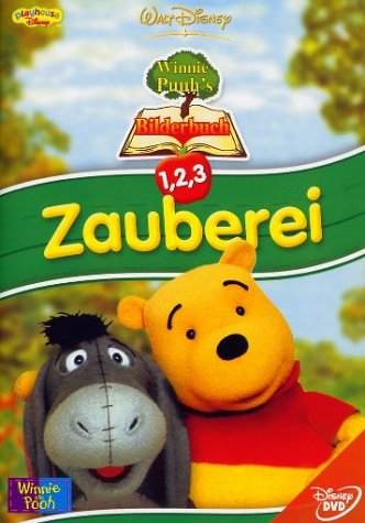 Winnie Puuh - 1, 2, 3, Zauberei -- via Amazon Partnerprogramm