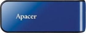Apacer AH334 blau 64GB, USB-A 2.0 (AP64GAH334U-1)