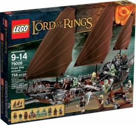 LEGO Der Herr der Ringe - Hinterhalt auf dem Piratenschiff (79008)