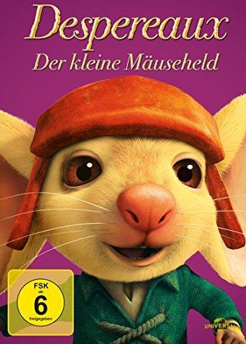 Despereaux - Der kleine Mäuseheld -- via Amazon Partnerprogramm