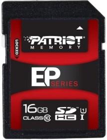 Patriot EP R50/W35 SDHC 16GB, UHS-I, Class 10 (PEF16GSHC10233)