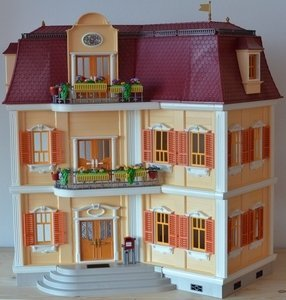 playmobil - Dollhouse - Grande Mansion (5302) -- Dieses Image became uns freundlicherweise of einem User for disposal putting