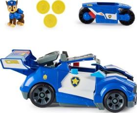 Spin Master Paw Patrol Movie Chases verwandelbarer 2in1 City Cruiser mit Motorrad (6060759)