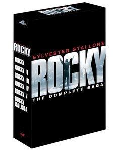 Rocky - The Complete Saga Box (Filme 1-6)